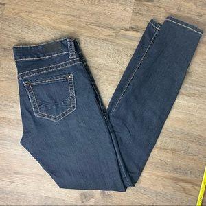 Day Trip Dark Wash Skinny Jeans